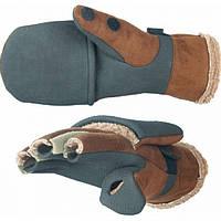 Перчатки-варежки ветрозащитные  отстёгивающиеся NORFIN 703025