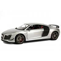 MAISTO Автомодель (1:18) Audi R8 GT серебристый