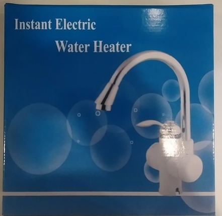 Водонагреватель проточный  instant electric water heater, фото 2