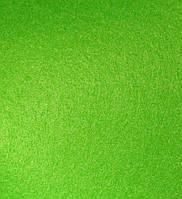 Фетр 102 салатовий 40х45 см товщина: 1.4 мм