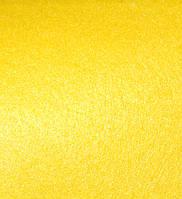 Фетр 103 желтый 40х45 см  толщина 1.4 мм, фото 1