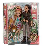 Кукла  Ever After High  Ashlynn Ella & Hunter Huntsman Basic Эвер Афте Хай Эшлин Элла и Хантер