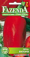 Перец Виктория 0,3 г красный среднеранний