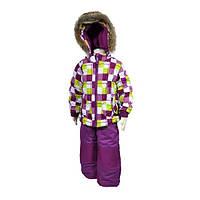 Зимний термокомбинезон для девочки