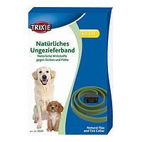 Био-ошейник против блох для собак и щенков Trixie Bio (Трикси Био)