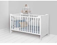 Кроватка трансформер Cutie&Classy Bellamy 140x70см