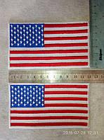 Аппликация клеевая Флаг, 10 шт