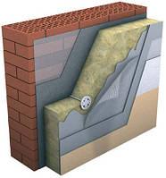 ТЕХНОФАС Базальтовая вата на фасад под штукатурку