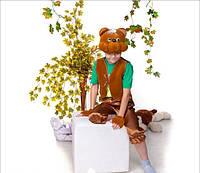 Карнавальный костюм бурого Мишки