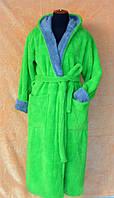 Махровый халат по доступной цене
