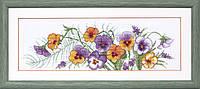 Набор для вышивания крестом Crystal Art Вальс цветов ВТ-116