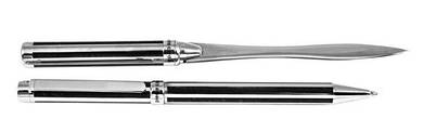 "Набор ""PIERRE CARDIN"" ручка шариковая+нож для бумаг PR2442/2N"