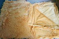 Модное меховое покрывало - плед для дома