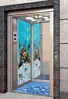 Лифт пассажирский Sahlift (ШахЛифт), кабина «CMK 27»
