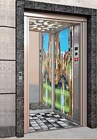 Лифт пассажирский Sahlift (ШахЛифт), кабина «CMK 28»