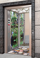 Лифт пассажирский Sahlift (ШахЛифт), кабина «CMK 29»