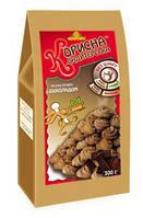 """Песочное печенье шоколад тм """"полезная кондитерская"""", 300г"""