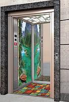 Лифт пассажирский Sahlift (ШахЛифт), кабина «CMK 31»