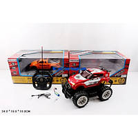 Машинка-джип на радиоуправлении для детей аккумулятор от сети Joy Toy 6568-331AB