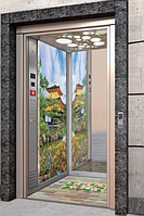 Лифт пассажирский Sahlift (ШахЛифт), кабина «CMK 37»