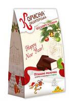 Конфеты в шоколаде «птичье молоко» со стевией
