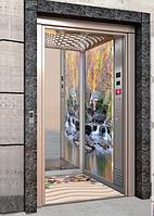Лифт пассажирский Sahlift (ШахЛифт), кабина «CMK 38»