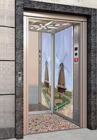 Лифт пассажирский Sahlift (ШахЛифт), кабина «CMK 40»