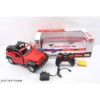 Машинка-джип на радиоуправлении для детей аккумулятор от сети Joy Toy 612-8