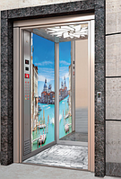 Лифт пассажирский Sahlift (ШахЛифт), кабина «CMK 43»
