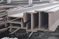 Балка стальная двутавровая размеры: 10 12 14 16 18 20 22 24 27 30 36 45 50 по ГОСТ, цена, купить