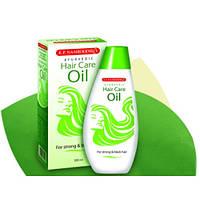 Аюрведическое масло для волос Намбудири (K.P.Namboodiri Hair Care Oil, India)