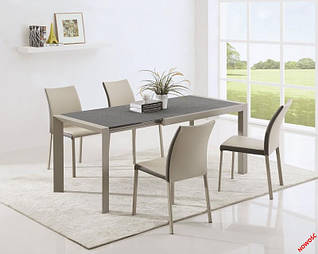 Стеклянный стол Arabis 2 (Halmar)