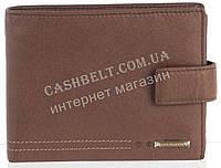 Вместительный стильный кожаный мужской кошелек из мягкой кожи  Loui Vearner art. LOU-4205M коричневый