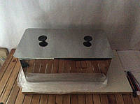 Коптильня для горячего копчения продуктов  500х280х250мм