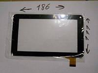 Сенсорный экран для планшета  Cube U26GT,черный