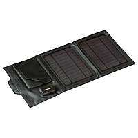Портативная солнечная зарядка AM-SF7 7W, 5V