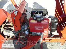 Установка двигателей WEIMA на мини - трактора Харьковского Завода (модель трактора Т-012)