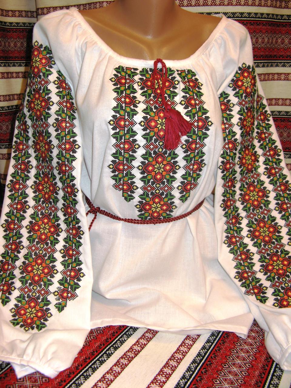 3f2d846e684d0c Жіноча вишиванка (модель 39) від