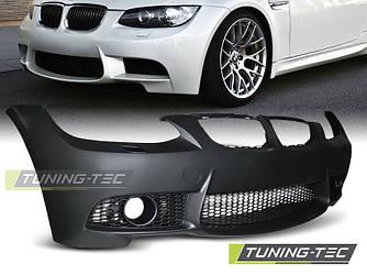 Передний бампер тюнинг обвес BMW E92 E93 стиль M3