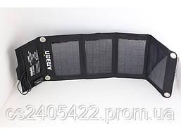 Портативная солнечная зарядка AM-SF14 14W, 5V