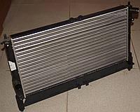 Радиатор Ланос (Lanos) с кондиционером Luzar LRc 0561
