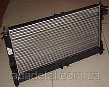 Радиатор Ланос с кондиционером Luzar LRc 0561