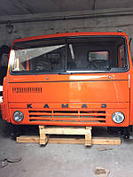 Кабіна КАМАЗ зі спалко, фото 1