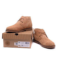 "Мужские ботинки (Угг Австралия) UGG Leighton ""British Tan"""