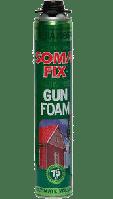 Профессиональная монтажная пена Soma Fix Mega Ultra, 870 мл