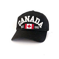 Фирменная бейсболка Canada- №1797
