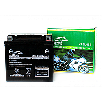 Аккумулятор гелиевый скутеретты Musstang Active (5 А/ч, YT5H-BS)