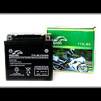 Аккумулятор гелевый мопеда Musstang Active (5 А/ч, YT5H-BS)