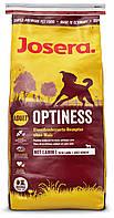 Йозера оптинес, Josera Optiness корм для собак, 15кг