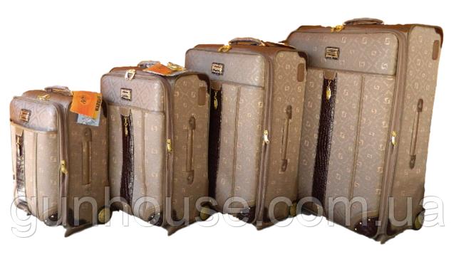 Большой выбор чемоданов и рюкзаков от интернет магазина Ганхаус